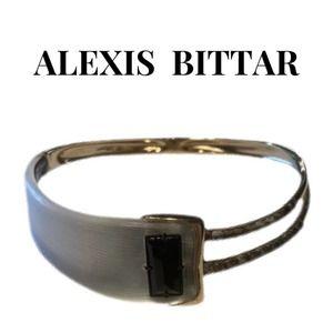 ALEXIS BITTAR CHOKER / DF